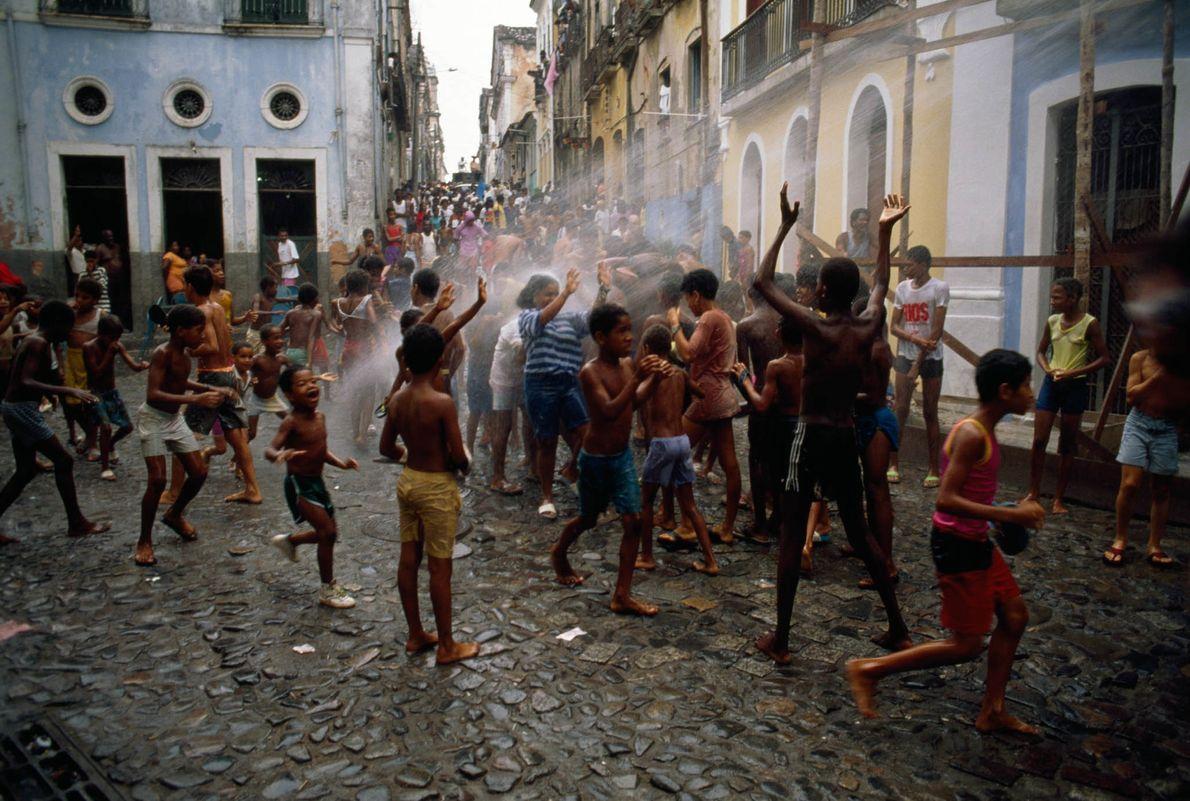 Salvador Splash