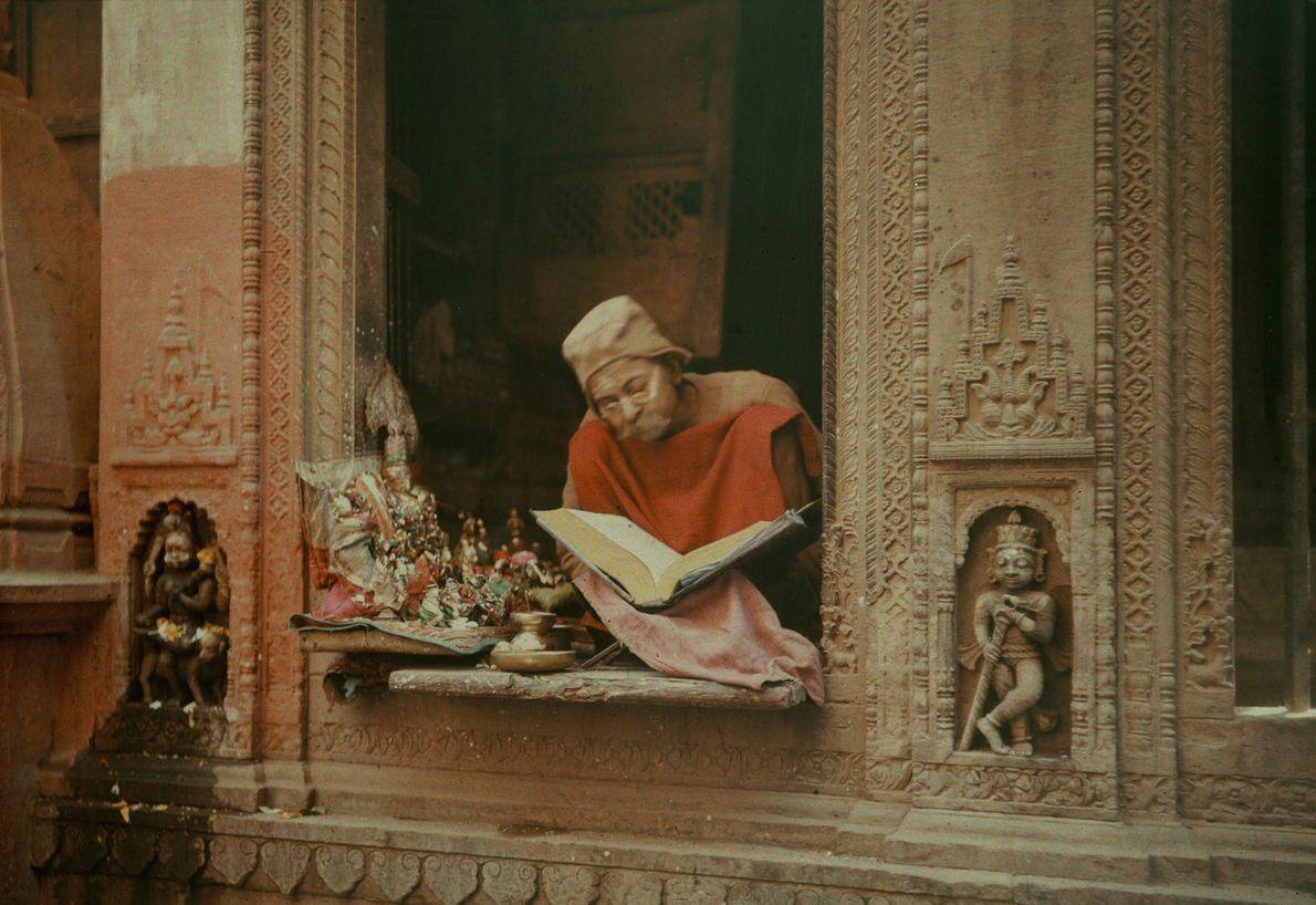 Leitura sagrada