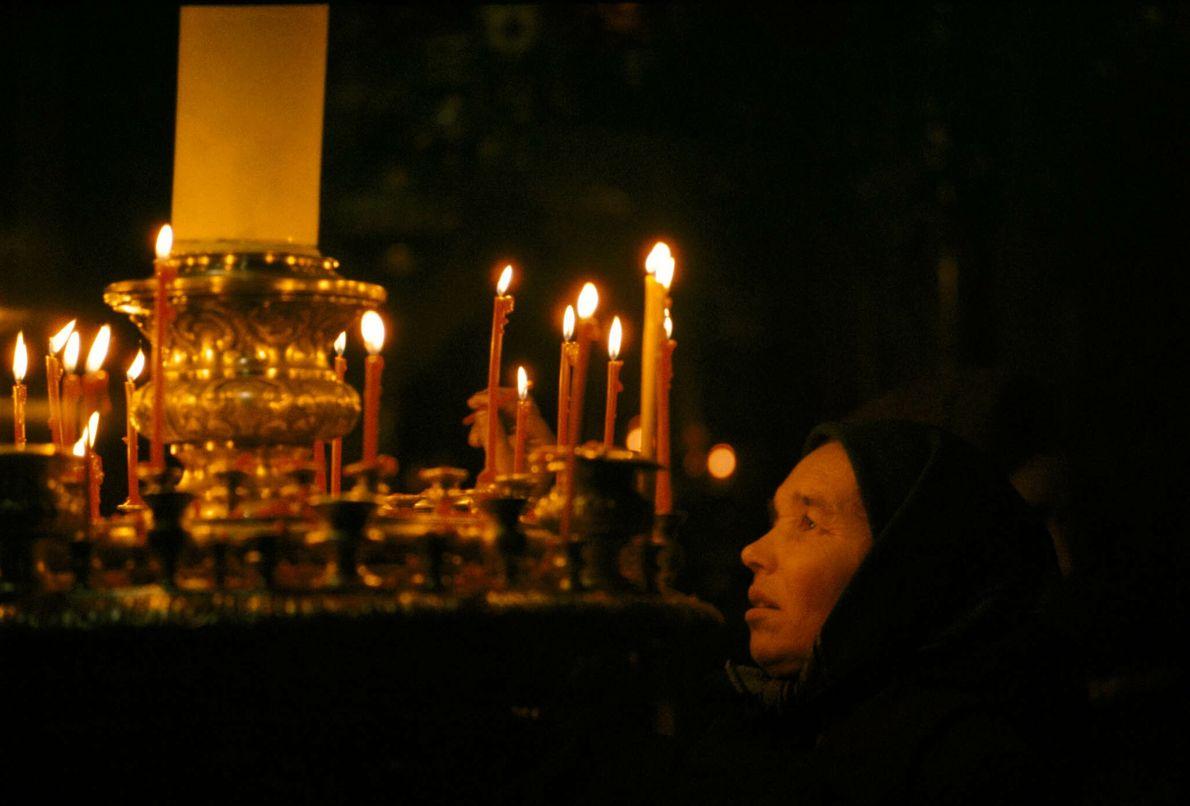 Luzes sagradas