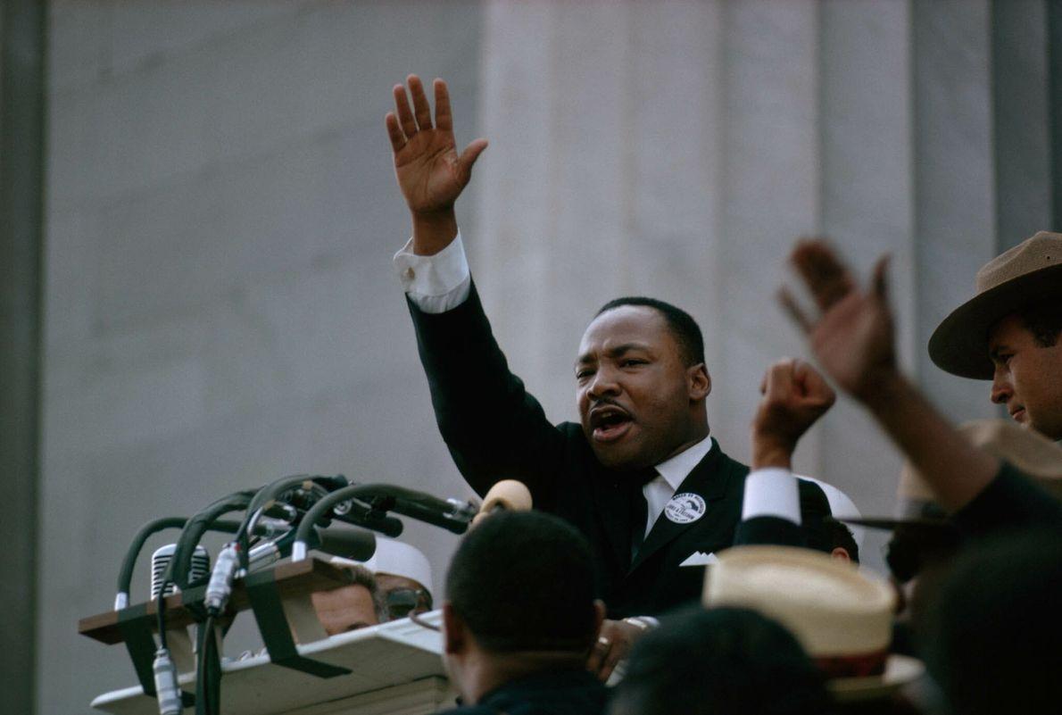 Sonho do Dr. King