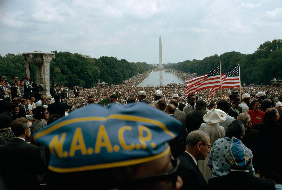 evento histórico com mais de 250 mil pessoas no national mall em wahisington dc