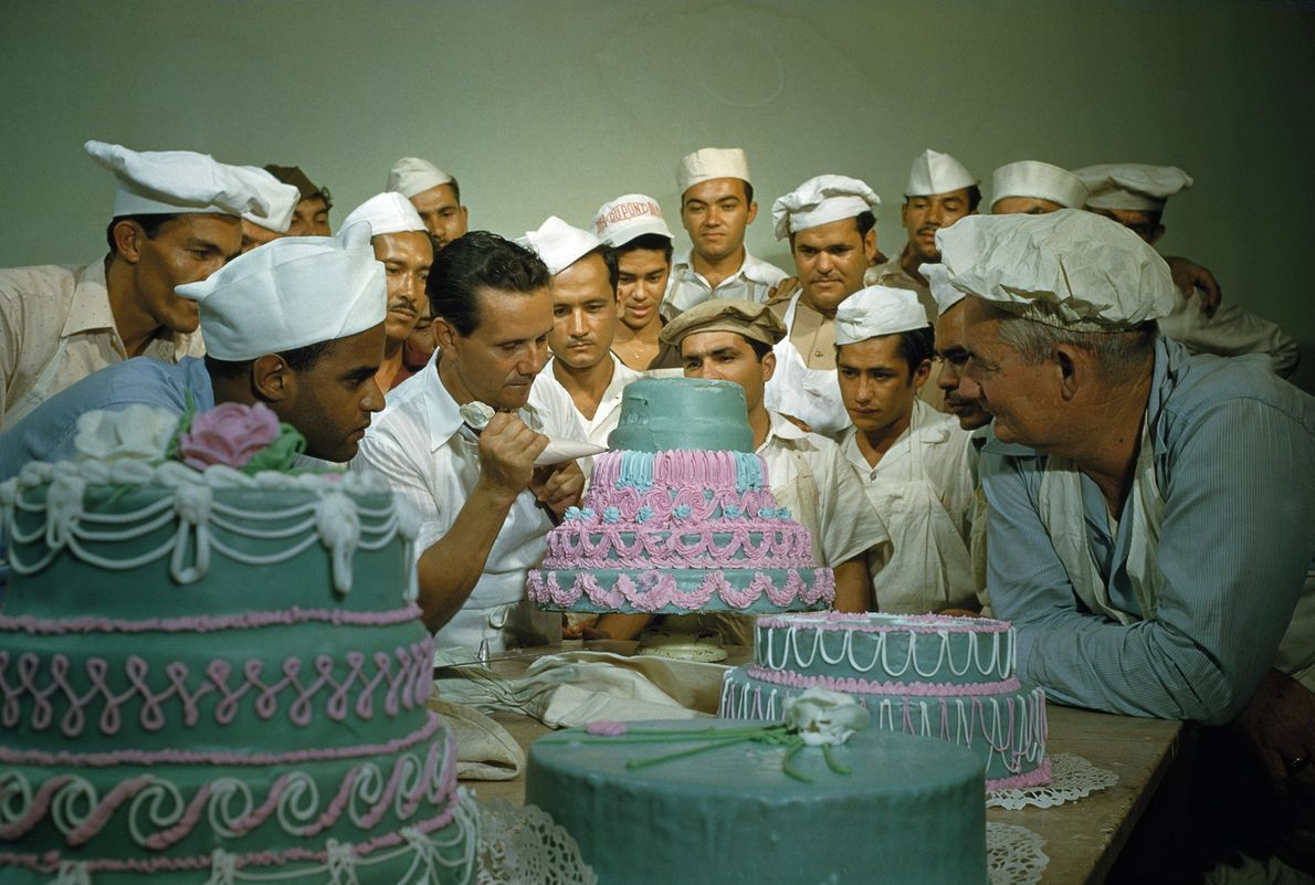 Arte do bolo