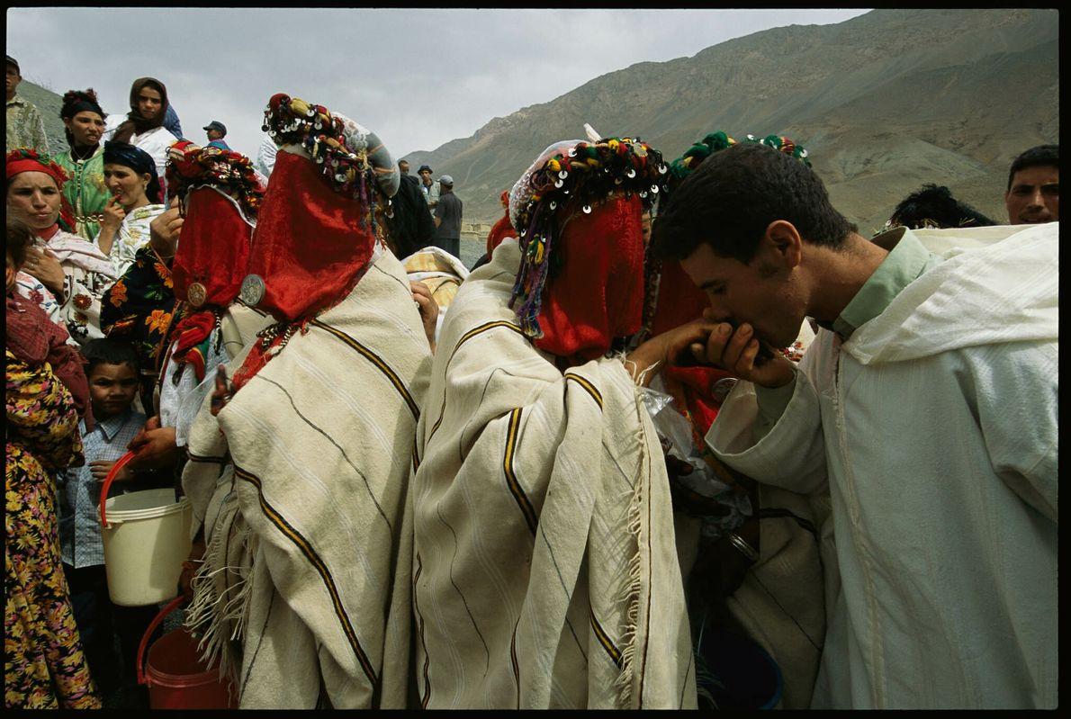 Noivos berberes