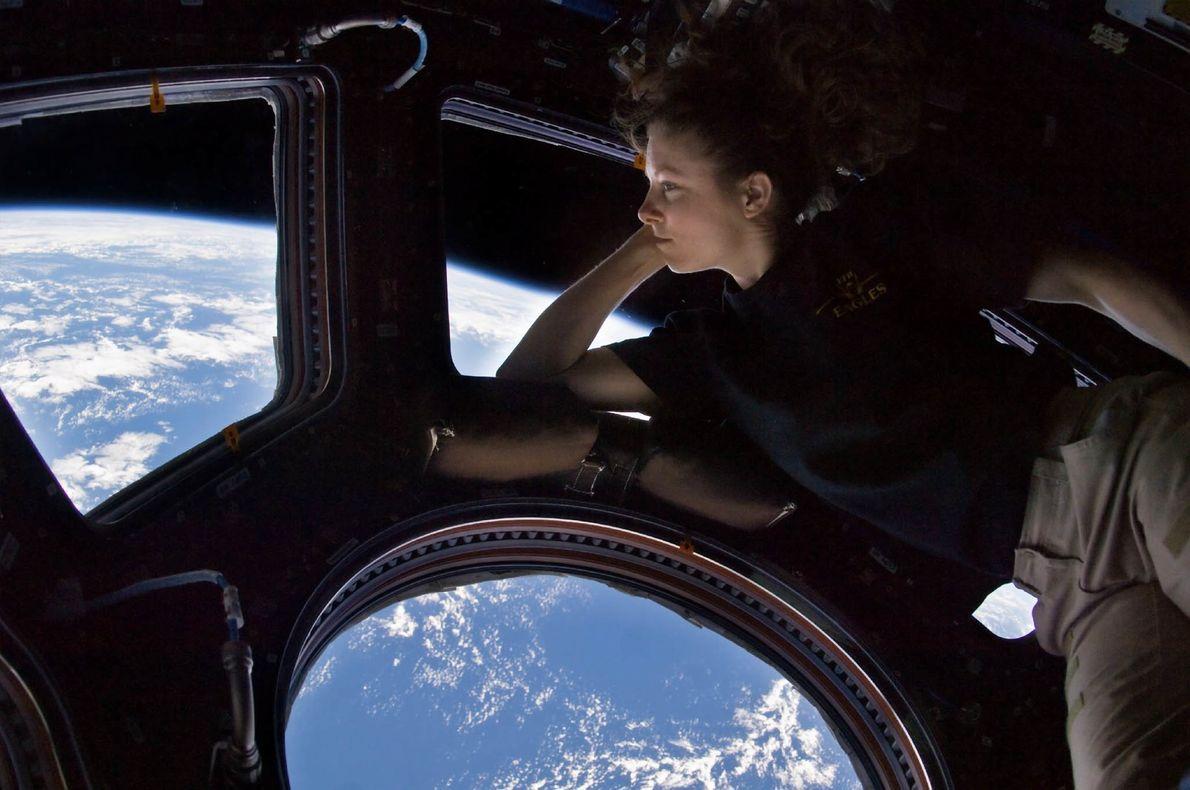 Janela no espaço