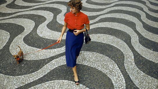 Portuguese Pavement
