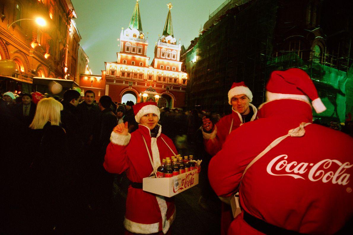 Fim de ano em Moscou