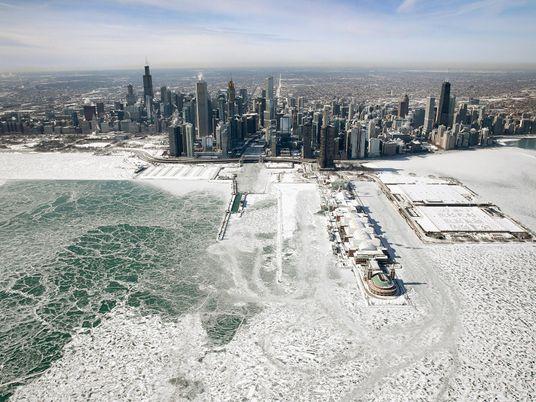 Vórtice polar aumenta a probabilidade de um inverno rigoroso no Hemisfério Norte