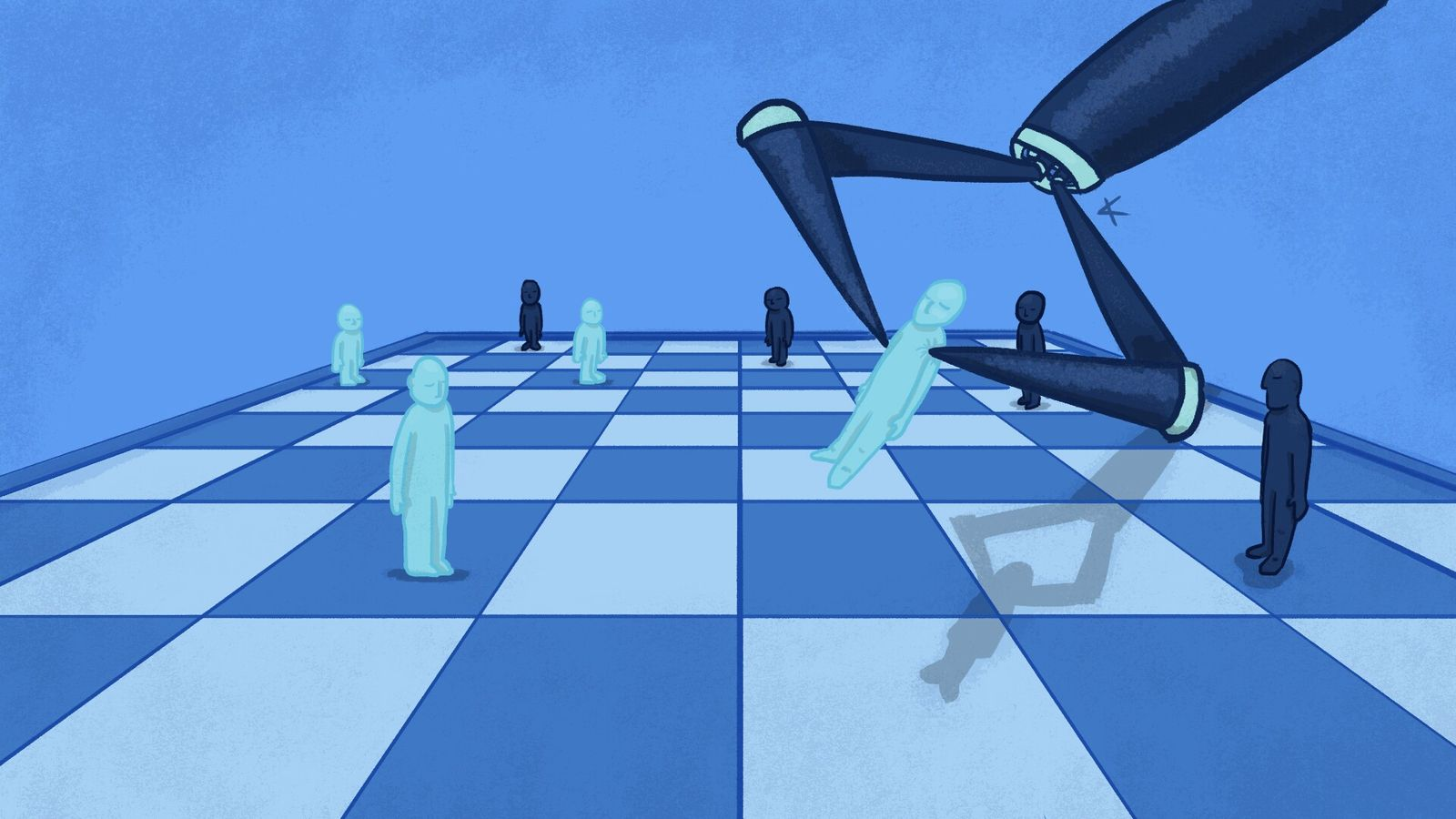 Um levantamento da opinião de 995 pesquisadores da área mostra que a verdadeira inteligência artificial está longe, ...