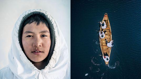 Conheça os caçadores de baleia do norte do Alasca