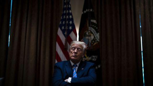 O que acontece se um presidente dos Estados Unidos se recusar a deixar o cargo?