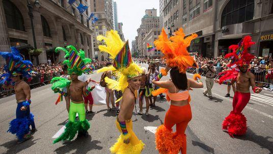 Melhores destinos do mundo para celebrar o orgulho LGBTQIA+