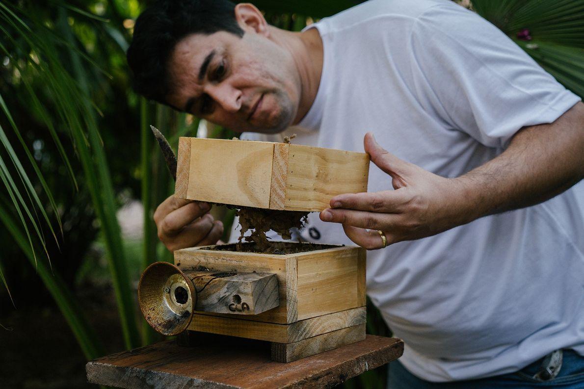 Feito por abelhas nativas do Brasil – mais que um selo