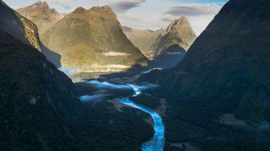 Parte de antigo supercontinente descoberta sob a Nova Zelândia
