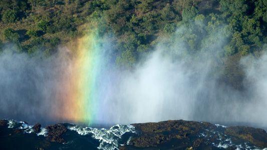 Caçadores de arco-íris: 24 imagens revelam a beleza deste fenômeno mundo a fora