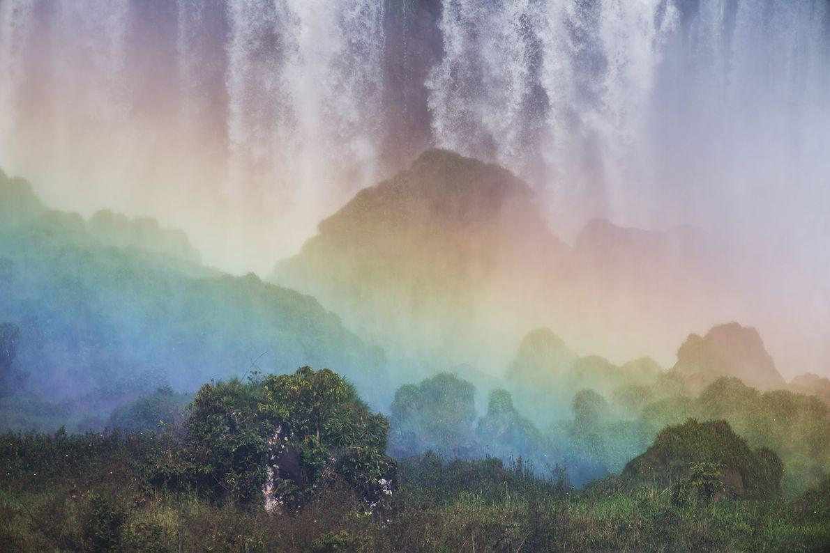 Igauzu Falls, Brazil