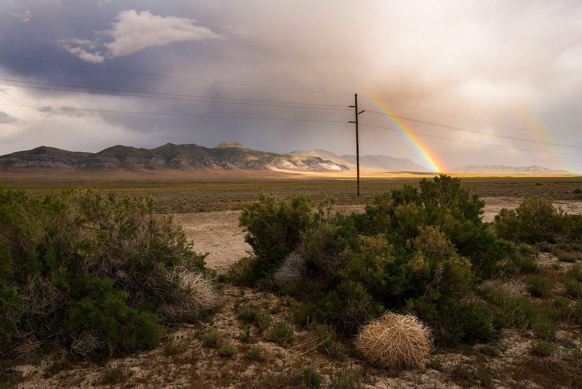 Puddle Valley Highway, Utah