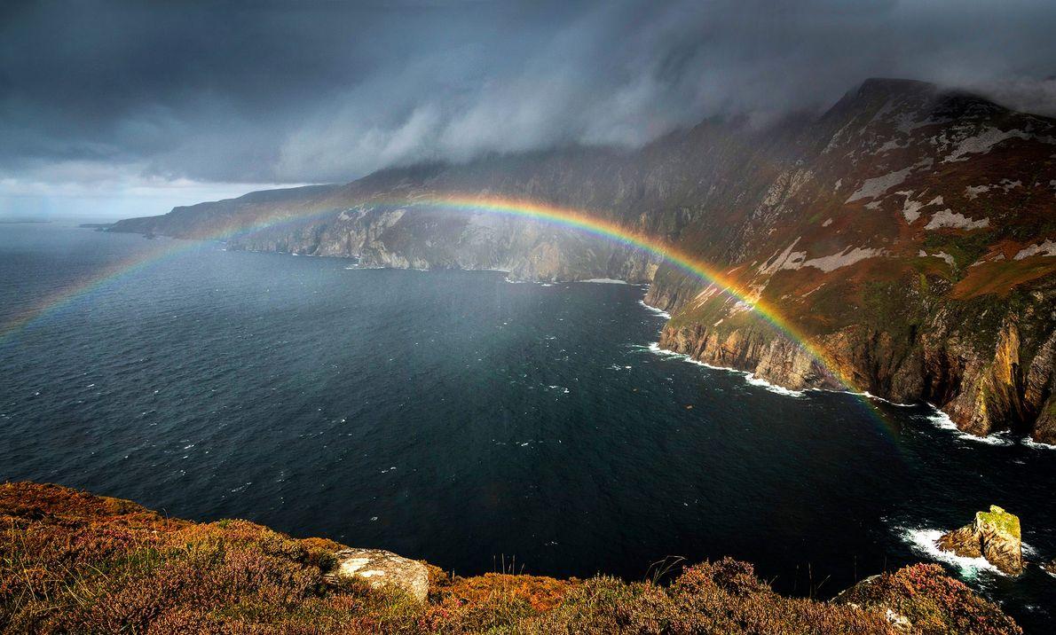 Sliabh Liag, Ireland