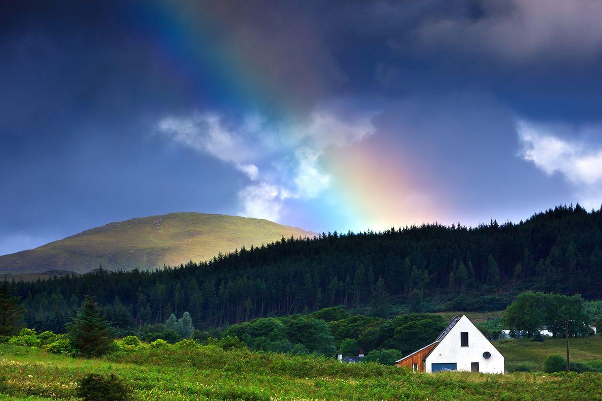 Broadford, Scotland