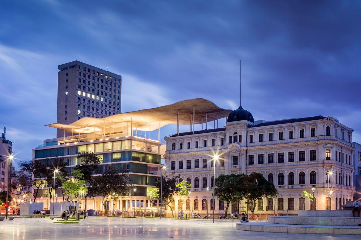 Museu de Arte do Rio, Brazil