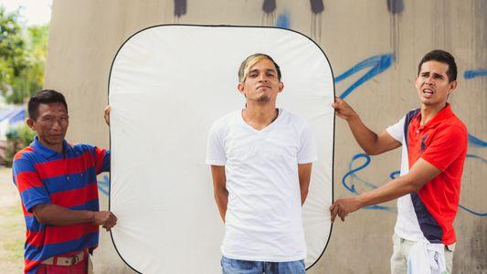 Retratos dos imigrantes venezuelanos em Manaus