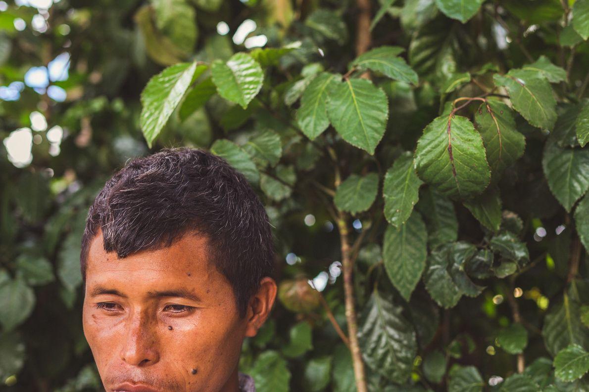Indígena warao em Manaus (AM). Devido às condições ambientais críticas do delta do Orinoco, seu território ...