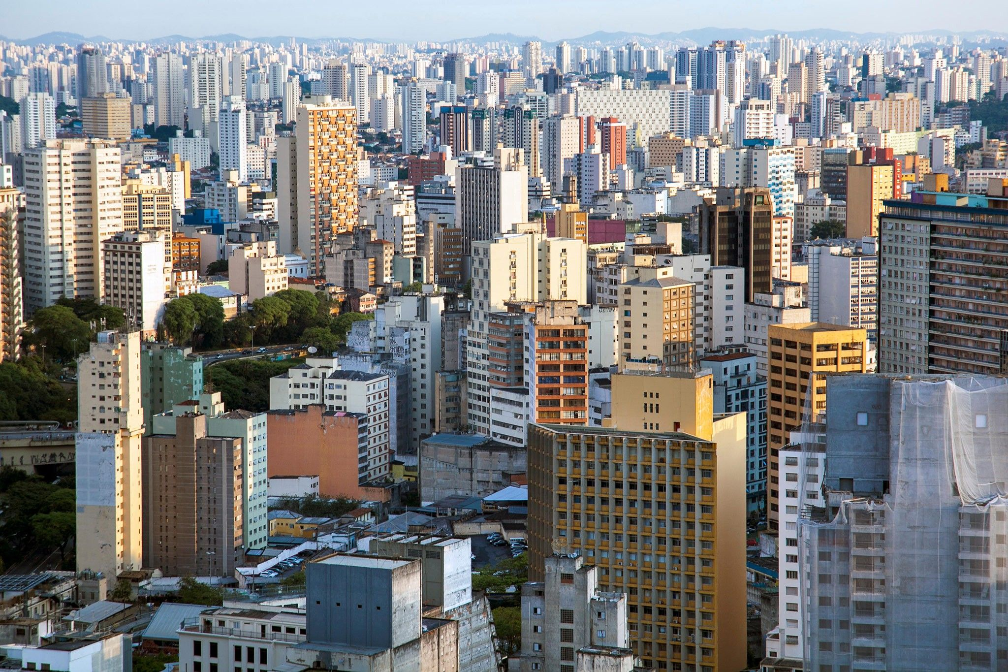 Um dia perfeito na cidade de São Paulo | National Geographic