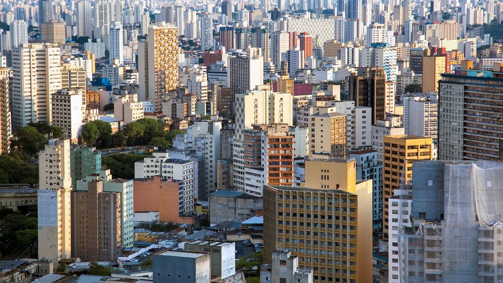 Embora São Paulo seja uma das maiores cidades do Brasil, cada bairro tem um gosto distinto ...