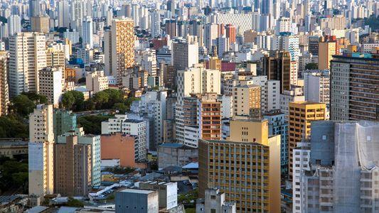 Um dia perfeito na cidade de São Paulo