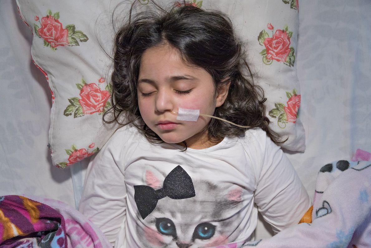 Na Suécia, centenas de crianças imigrantes cujas famílias enfrentam a deportação sofrem de síndrome de resignação, ...