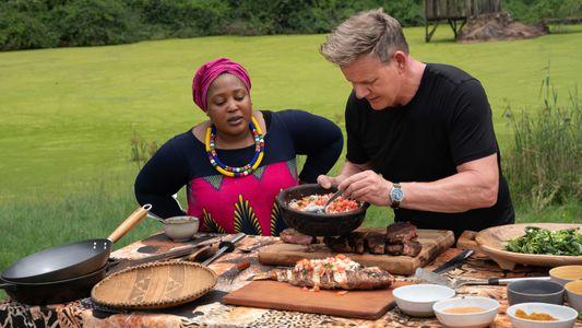 Sabores da África do Sul: aprenda a fazer um vermelho-cioba tipo braai com Gordon Ramsay