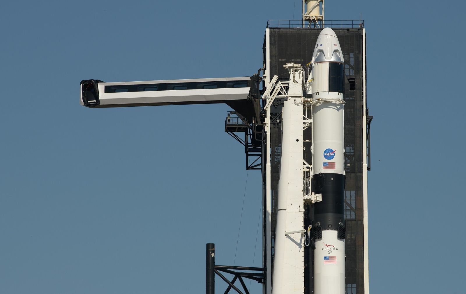 SpaceX faz nova tentativa de lançar histórico foguete tripulado – assista ao vivo
