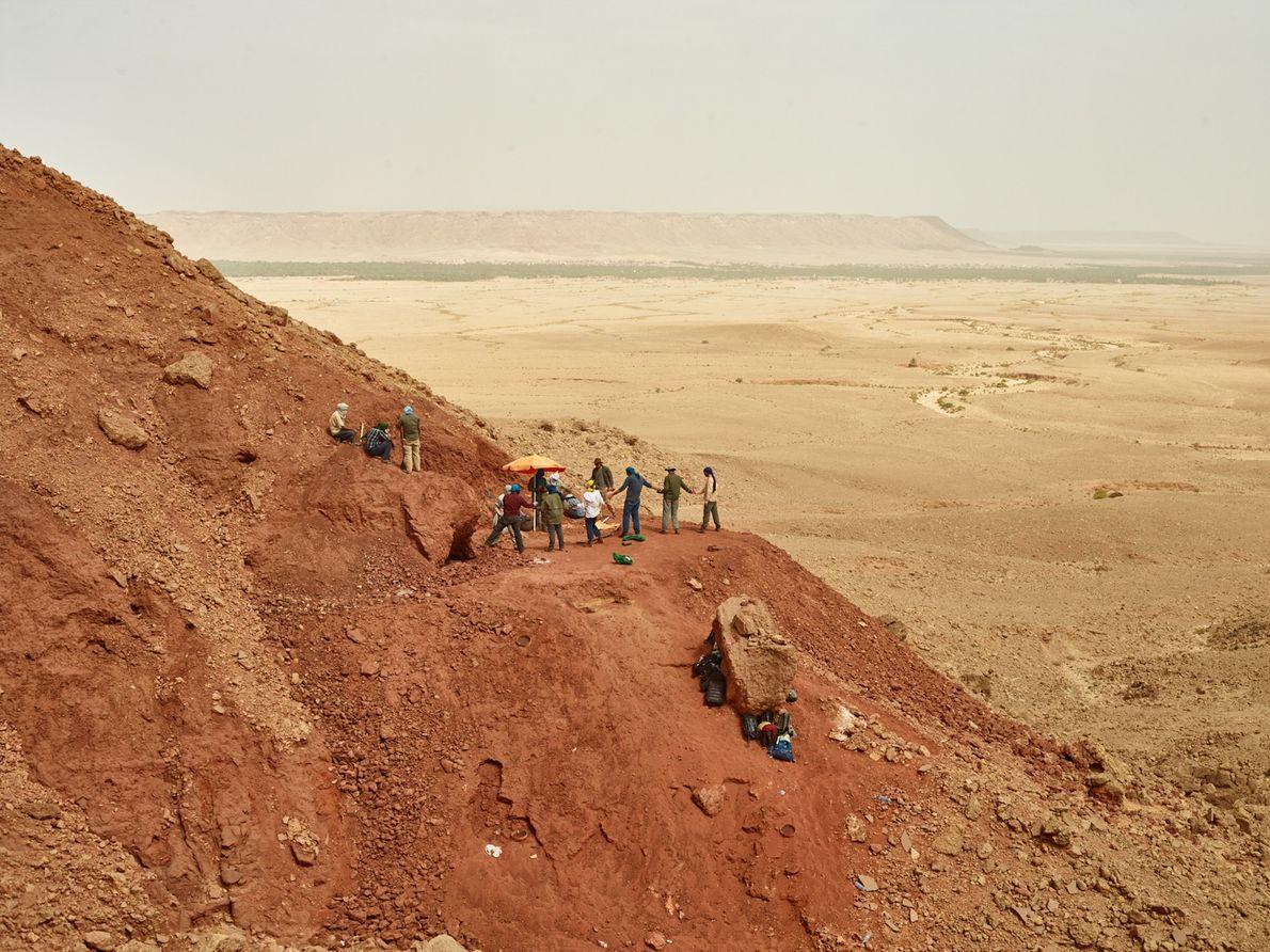 pesquisadores arqueologia