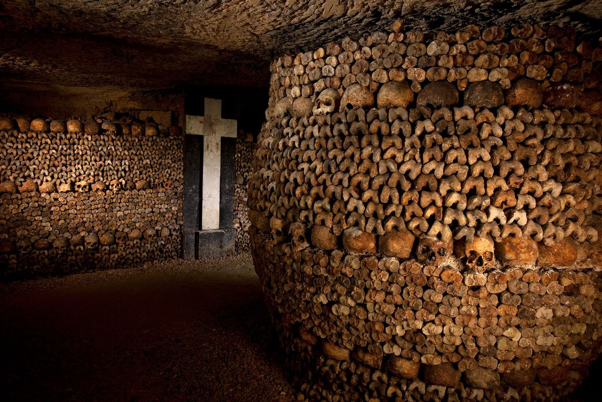 Paris Catacombs, France