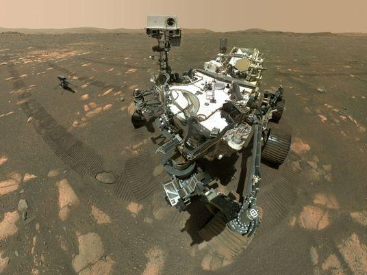 Sonda de Marte coleta primeira amostra de rocha, passo crucial para busca de vida extraterrestre