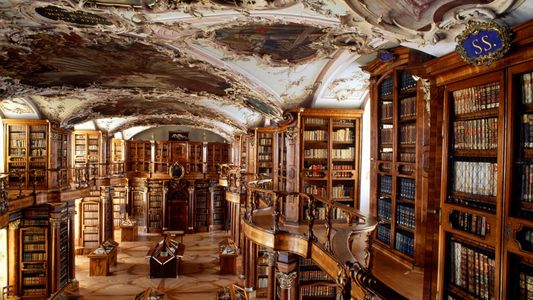 14 das bibliotecas mais incríveis do mundo