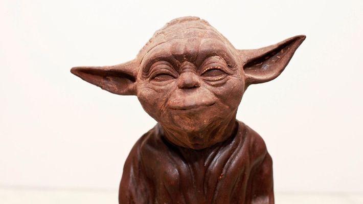 Mestre Yoda é um dos personagens mais emblemáticos da saga Star Wars.
