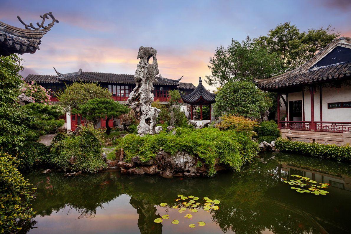Cidade histórica de Suzhou
