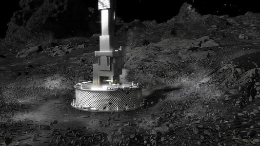 Missão da Nasa toca asteroide Bennu – coleta de amostras a ser confirmada