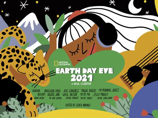 Earth Day Eve 2021: Celebração virtual do Dia da Terra