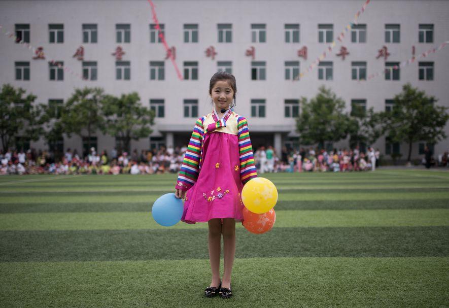 Veja fotos da vida lado-a-lado nas Coreias do Norte e do Sul