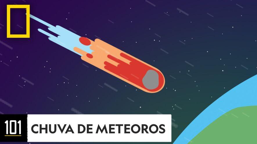 101 | O que são as chuvas de meteoros