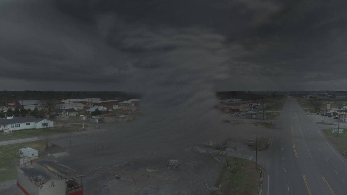 À Beira de um Desastre: Surto de Tornados nos EUA