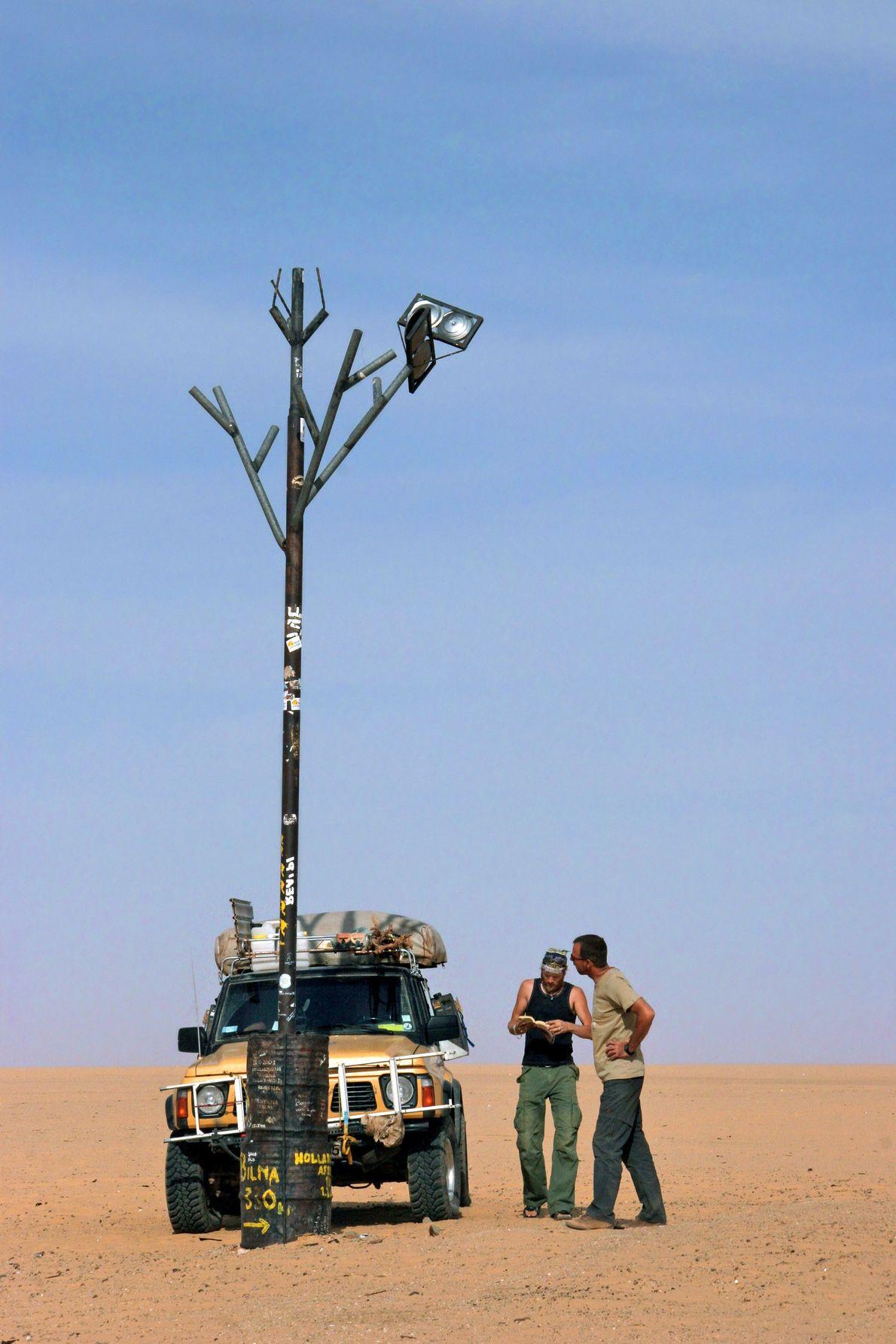 Árvore Ténéré, Níger
