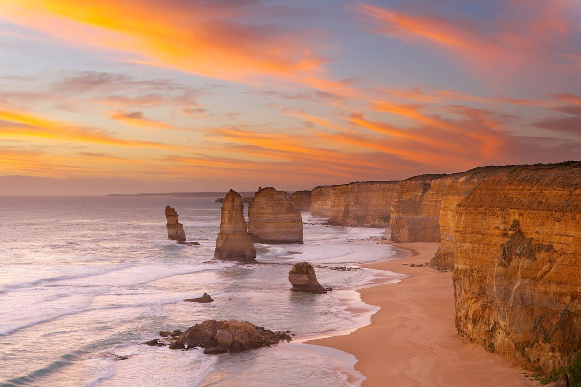 Parque Nacional Marinho Doze apóstolos, Austrália