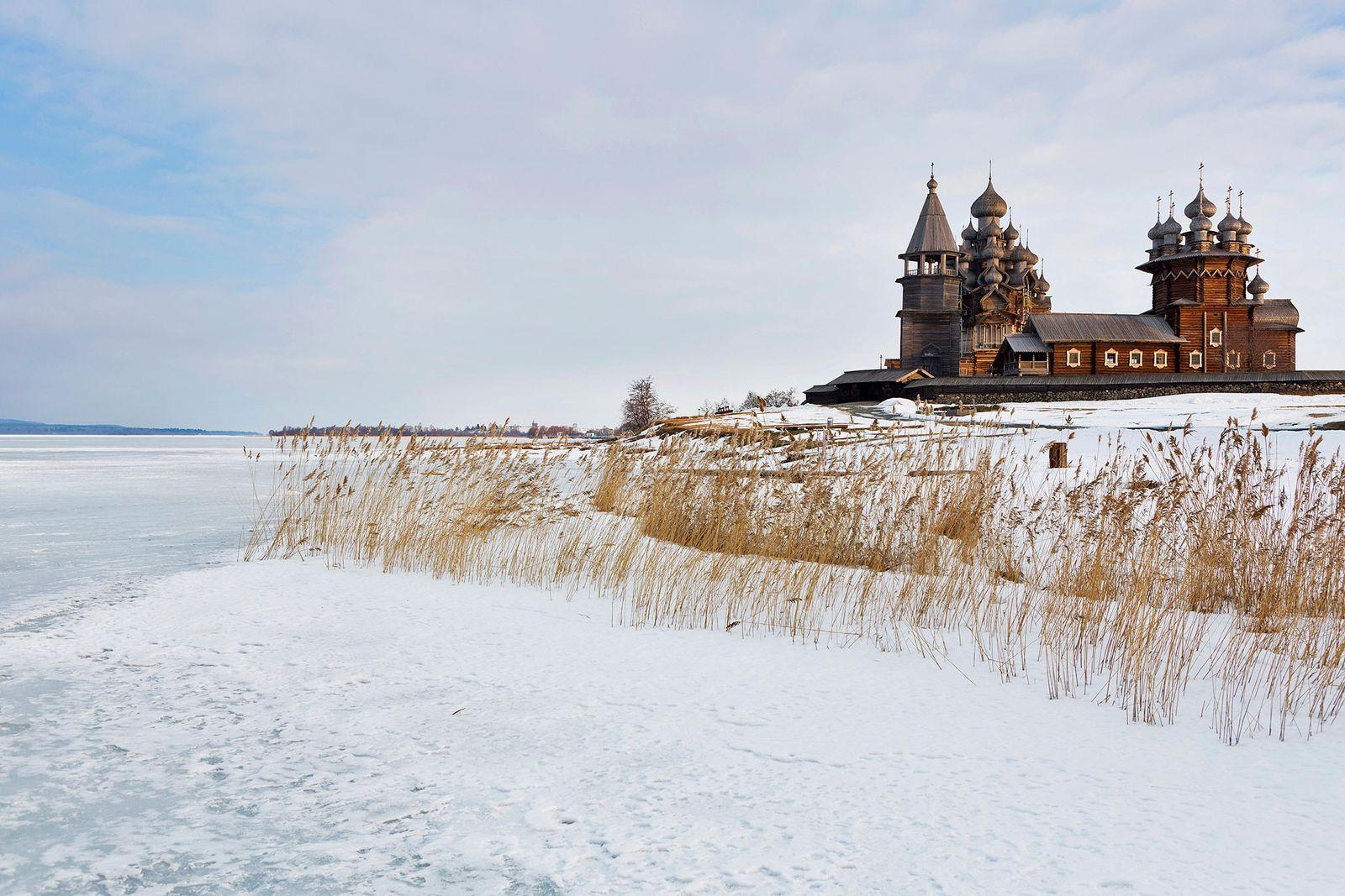 25 tesouros naturais e culturais da Rússia em fotos inesquecíveis