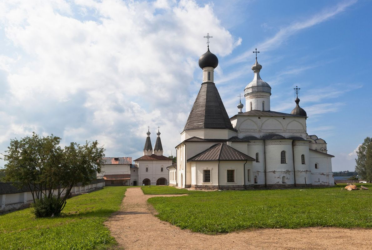 Ensemble of Ferapontov Monastery