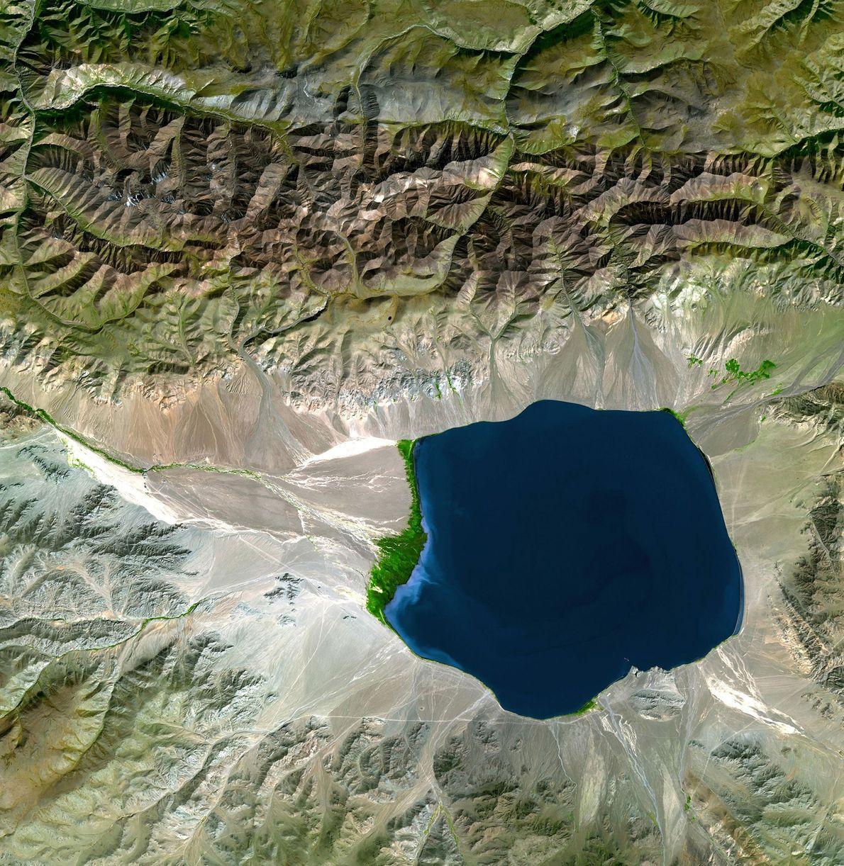 Uvs Nuur Basin