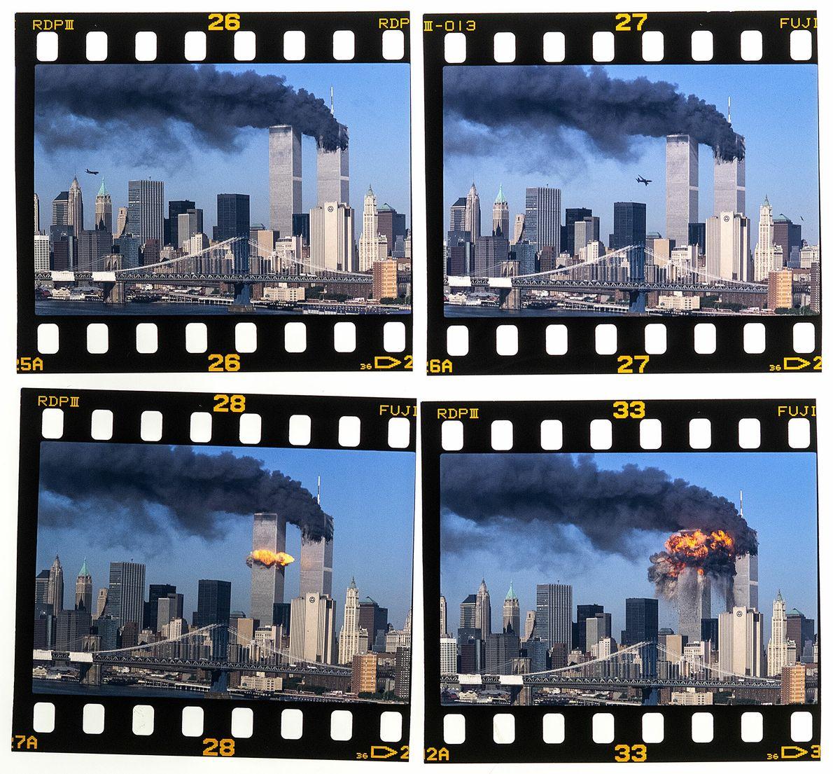2001  O início do século 21 foi marcado pelos ataques terroristas de 11 de setembro de 2001. ...