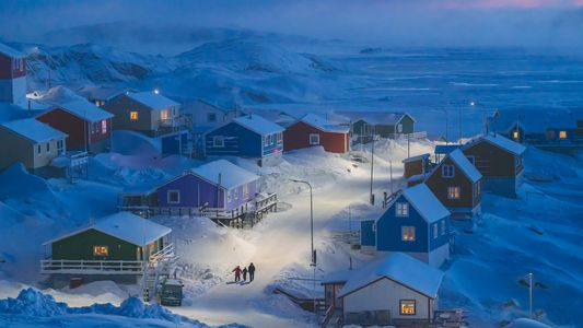 Esta linda paisagem ártica ganhou concurso de fotografia da National Geographic