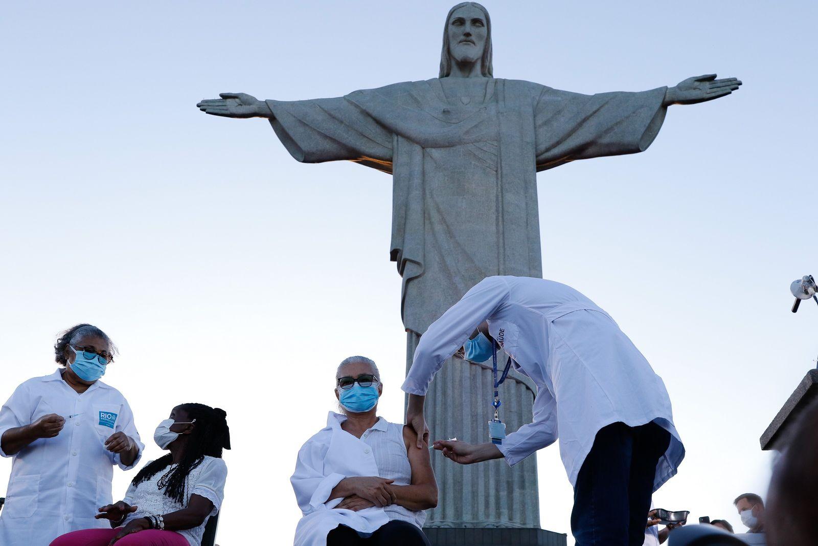 Temos vacina no Brasil, e agora? O que esperar da campanha de imunização